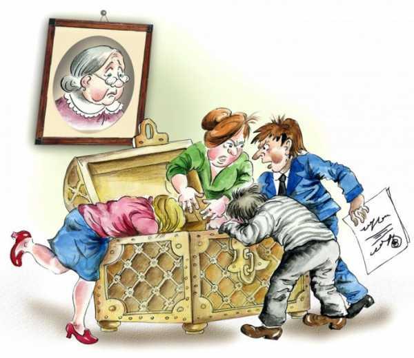 Как узнать было ли завещание после смерти родственника ...