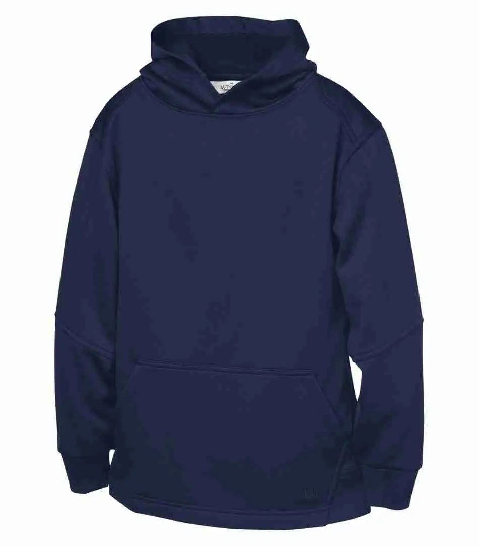 ATC PTECH FLEECE HOODED YOUTH SWEATSHIRT Y220