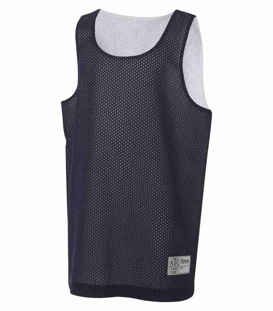 ATC PRO MESH REVERSIBLE YOUTH TANK TOP Y3524
