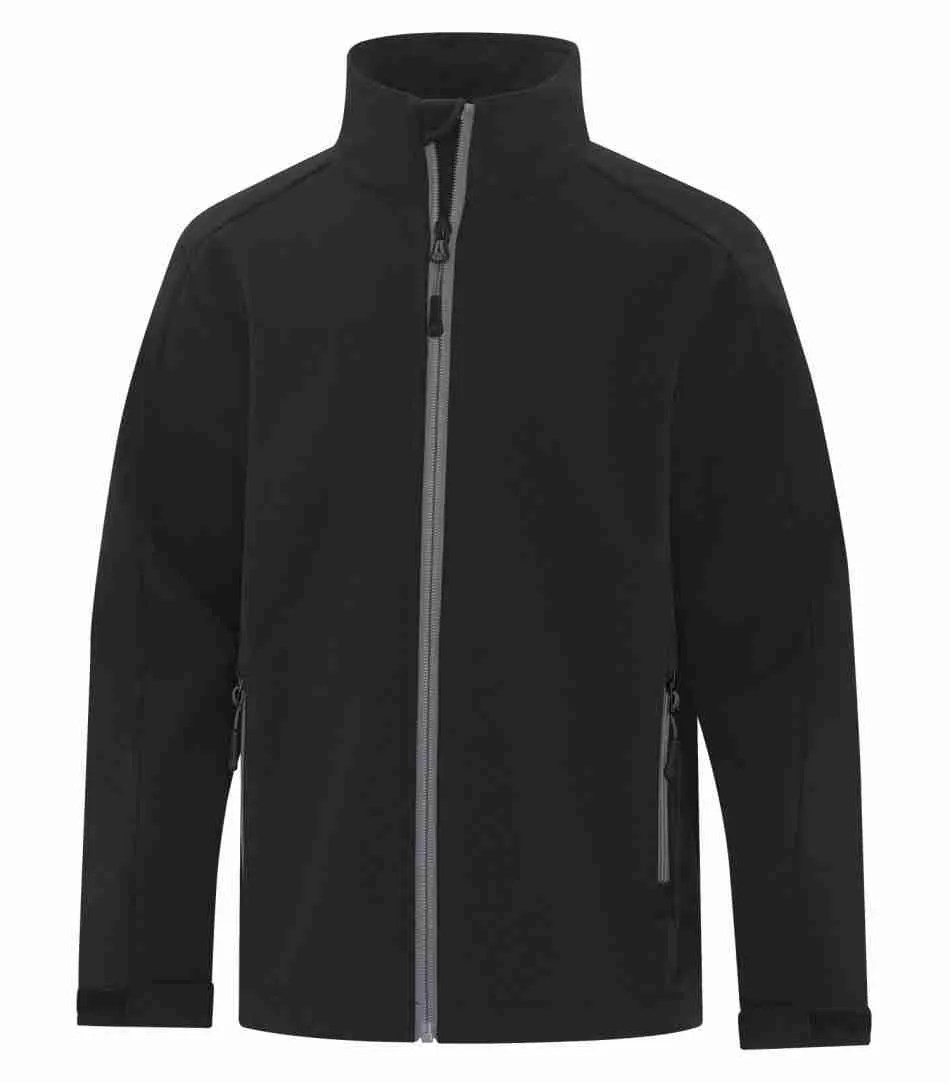 ATC GAME DAY SOFT SHELL YOUTH JACKET. Y7005