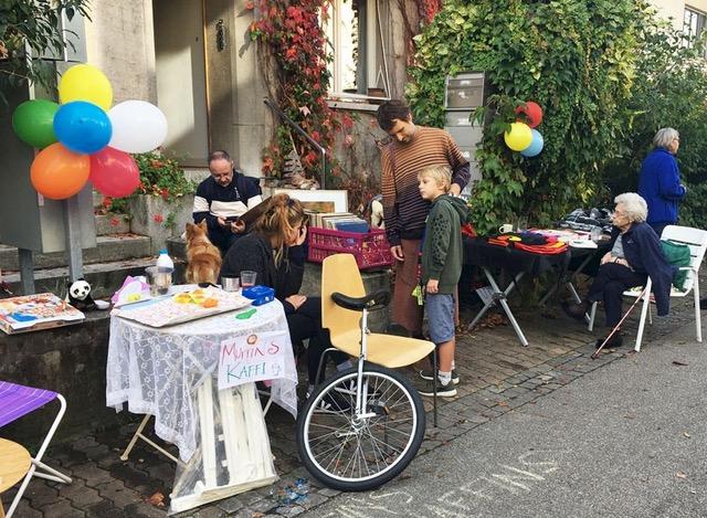 Basel und Region - Flohmarkt Gundeli | baselundregion.ch