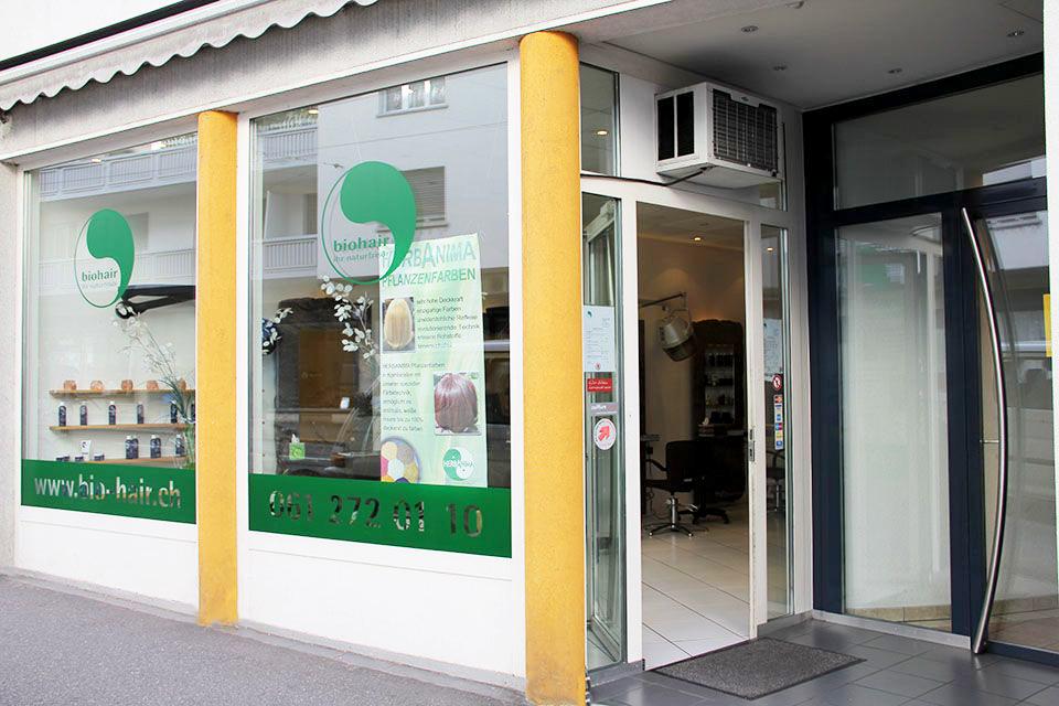 Basel und Region   Besuch im Bio Hair Coiffeursalon Naturfrisör Basel - baselundregion.ch