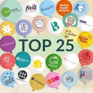 Top25 startsocial