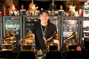 Chris Lord Alge at Mix L.A. for Waves Photography by Brian Petersen at http://www.brianapetersen.com