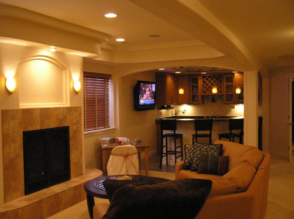 Basement Design A Basement Finishing Design Service Beauteous Basements By Design