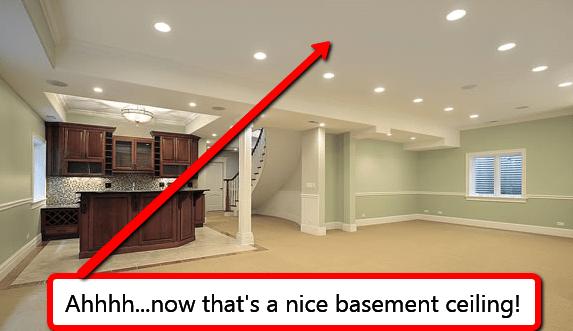 basement finishing university