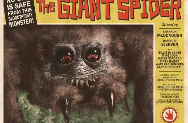 MONSTROUS MOVIE REVIEW: The Giant Spider (2013)