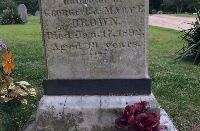 ROADSIDE RHODE ISLAND: Mercy Brown, Rhode Island's Most Famous Vampire
