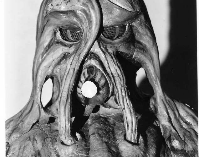FILM BOOK OF FEAR: I Married A Monster From Outer Space (1958)