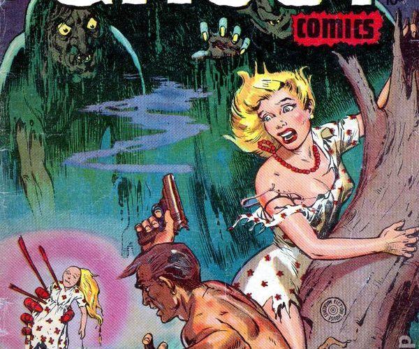 THE BASEMENT BOOKSHELF: Ghost Comics Volume 2 by PS Artbooks