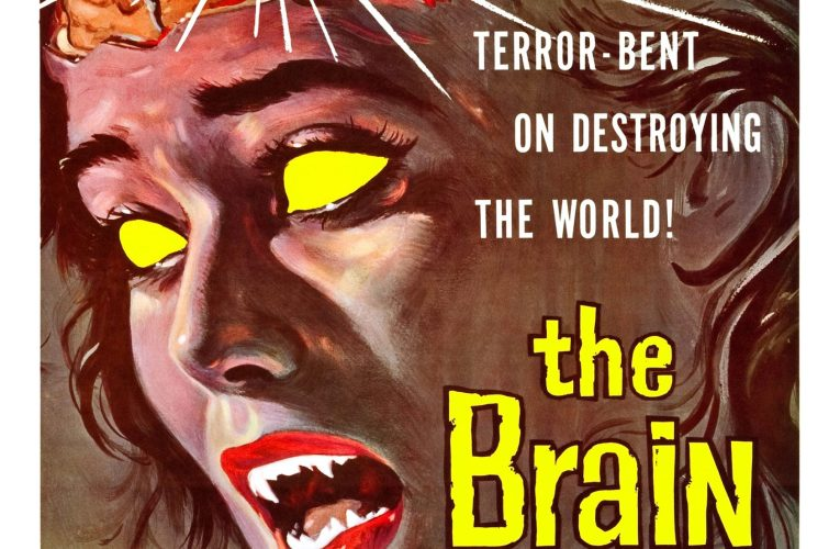 FILM BOOK OF FEAR: The Brain Eaters (1958)