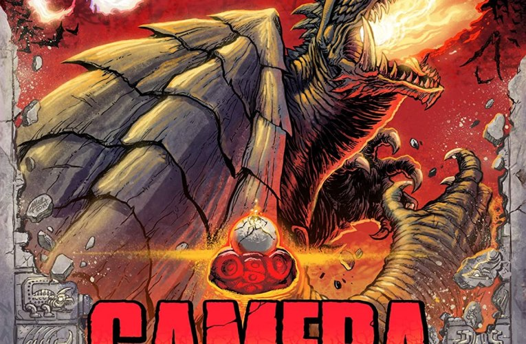 THE BASEMENT BLU-RAY REVIEW: Gamera The Complete Collection by Arrow Video