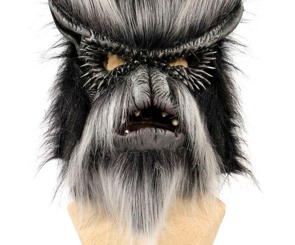 MONSTROUS MASK REVIEWS: Lunar Lynx by Zagone Studios
