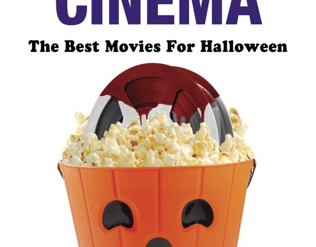 """THE BASEMENT BOOK SHELF: """"Pumpkin Cinema: The Best Movies for Halloween"""" by Nathaniel Tolle"""