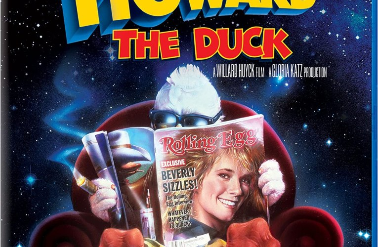 THE BASEMENT BLU-RAY REVIEW: Howard the Duck (1986)
