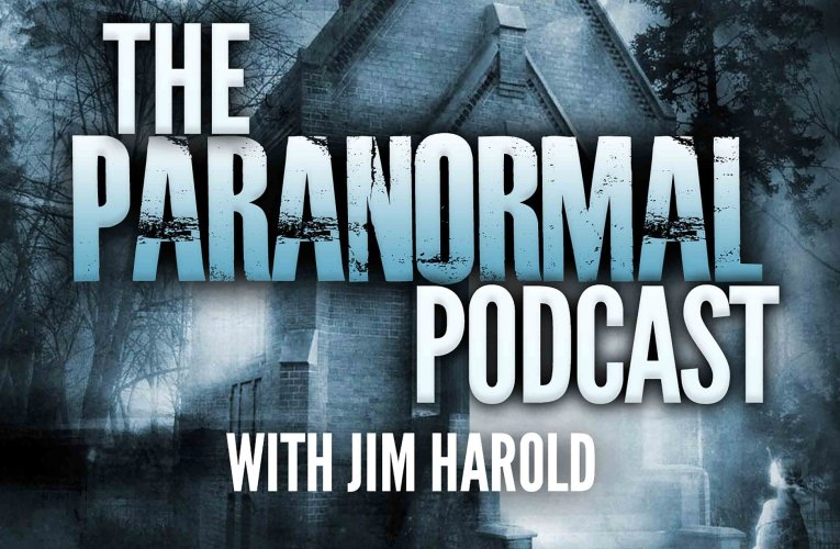 "THE BASEMENT'S PODCAST REVIEW: ""Jim Harold's Paranormal Podcast"""