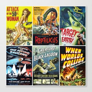 1950s Horror & Science Fiction Films
