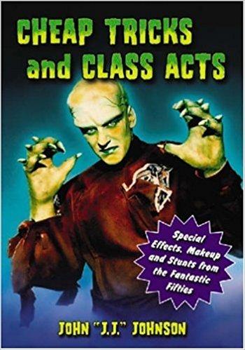 "BASEMENT BOOK SHELF: ""Cheap Tricks and Class Acts"" by John ""J.J."" Johnson"