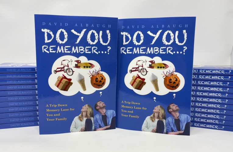 """BASEMENT BOOK SHELF: """"Do You Remember…?: A Trip Down Memory Lane for You and Your Family"""""""