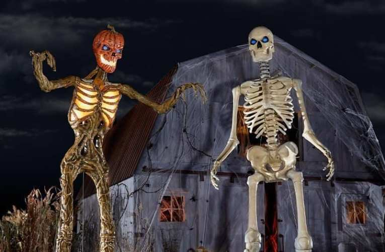 HOME DEPOT HALLOWEEN…Back with a Vengeance