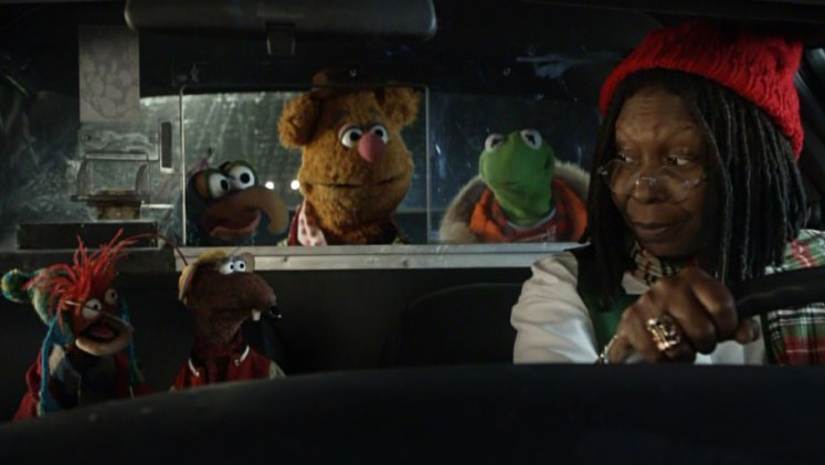 letters to santa muppets top 10 muppet productions since disney bought the muppets 18948 | muppets christmas letters to santa whoopie goldberg cab driver pepe shrimp ratzo rizzo gonzo kermit fozzie