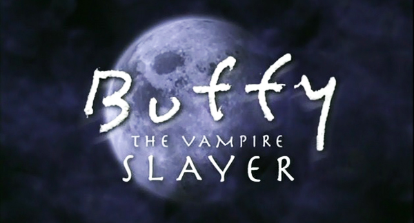 Image result for buffy the vampire slayer title card season 1