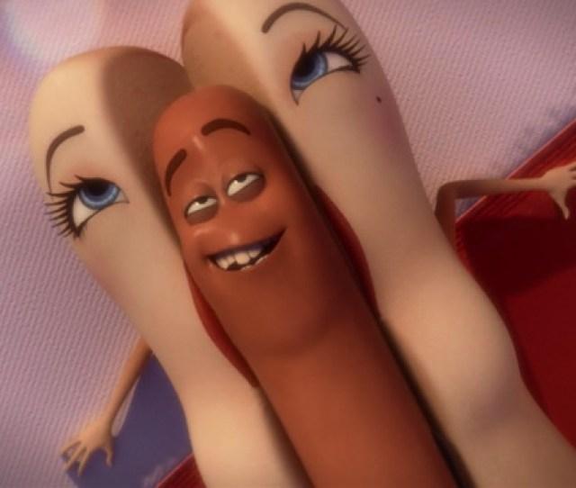 Sausage Party Orgy Scene Brenda Frank Sex