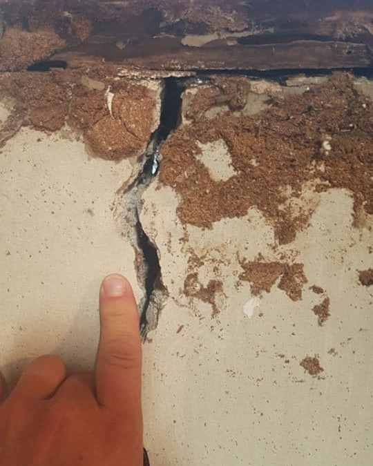 Heavy Rains and Foundation Water Damage