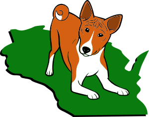 Basenji Club of Southeastern Wisconsin Red & White