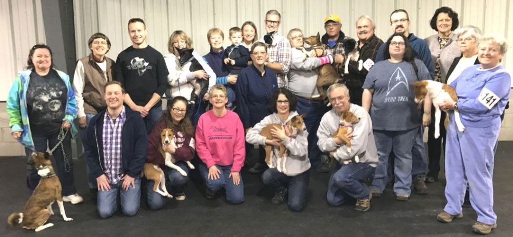 Basenji Club of Southeastern Wisconsin Club Members