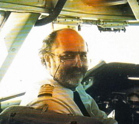 DÉCÈS DE JEAN-CHARLES DUBOC : l'ancien pilote de ligne qui avait fait une observation d'ovni Duboc2
