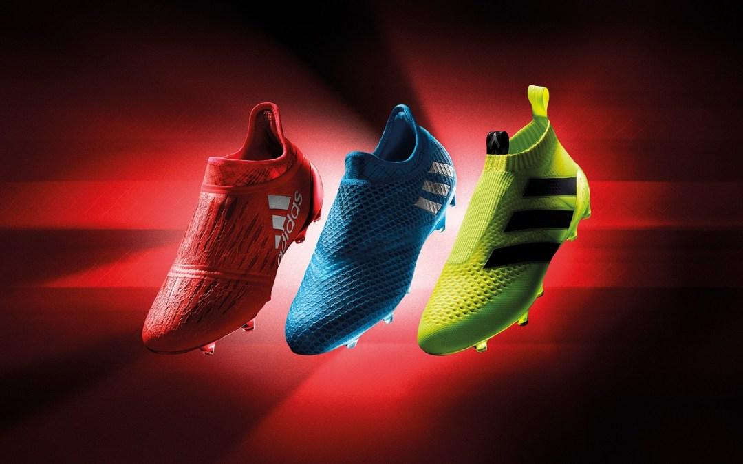 أديداس- كرة القدم تطلق الحذاء الجديد Speed of Light
