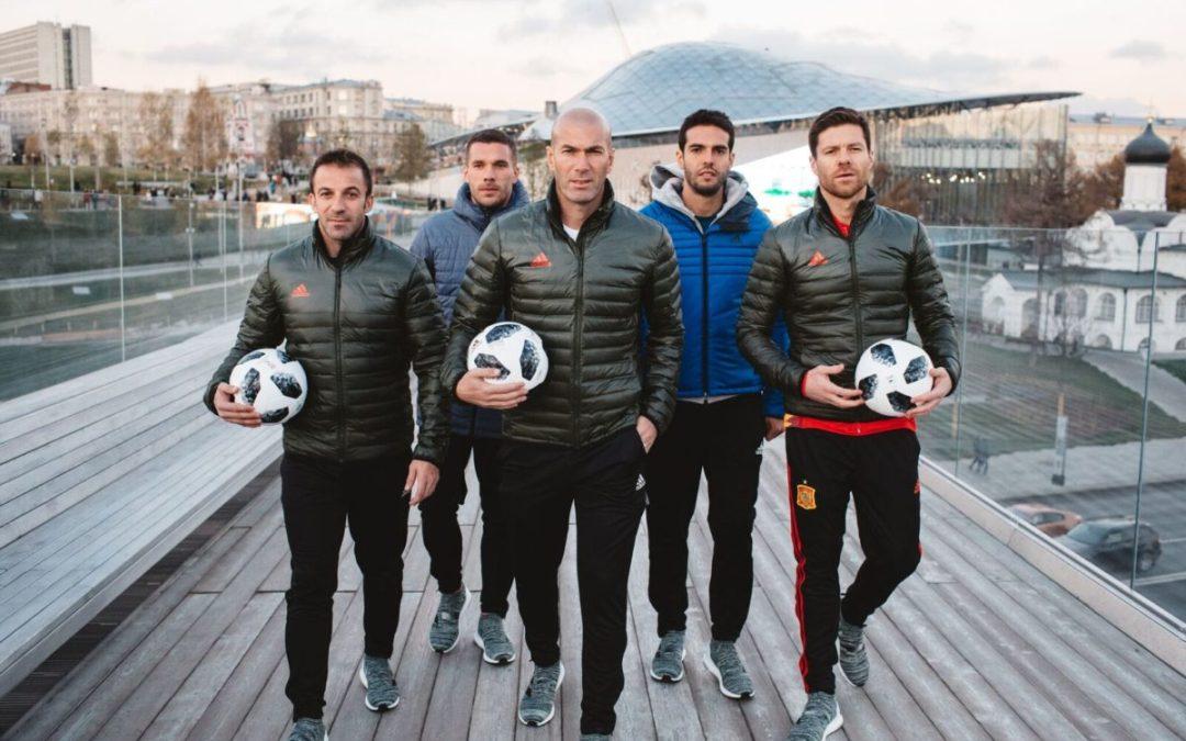 أديداس كرة القدم تكشف النقاب عن الكرة الرسميّة لكأس العالم للفيفا 2018