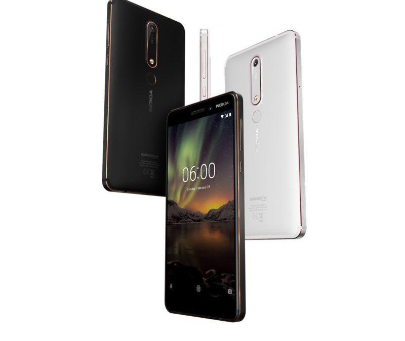 الهواتف الذكية الجديدة Nokia 7 Plus و Nokia 6 وصلت لبنان