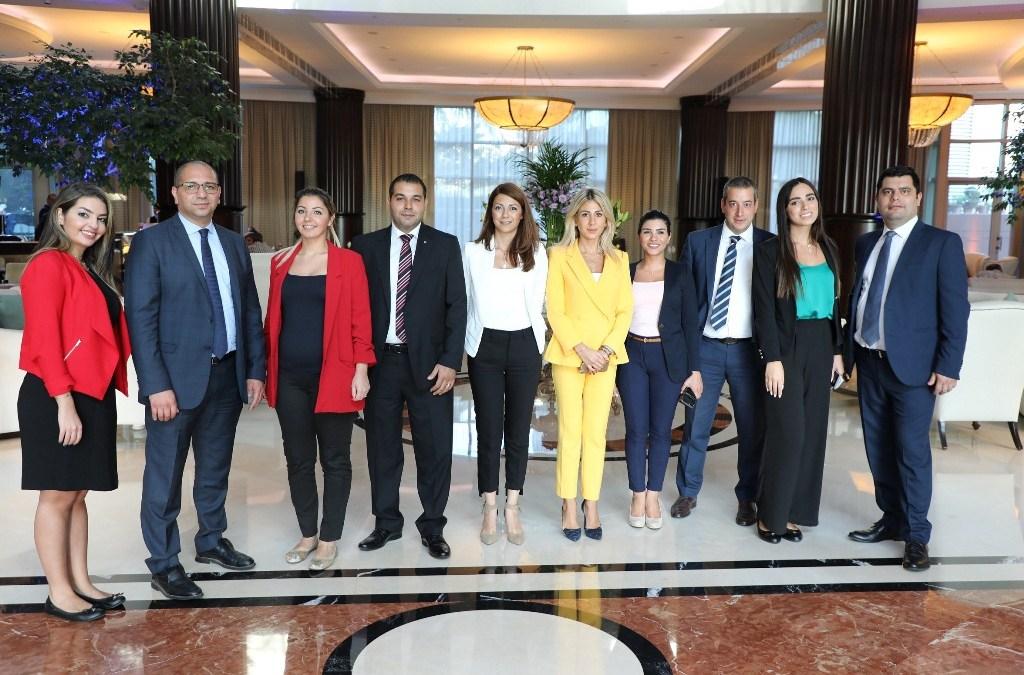 فندق هيلتون بيروت ميتروبوليتان بالاس يدعو المنظمات غير الحكومية ووكالات الأمم المتحدة لأمسية تعريفية