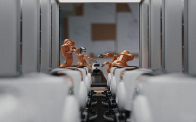 """""""إريكسون"""" تطلق حلول اتصال خلوية لتسريع الثورة الصناعية"""
