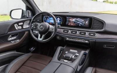 سيارة مرسيدس بنز GLE الجديدة: قوّة مُجسّدة في كافة التفاصيل