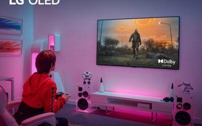 الألعاب على تلفزيونات LG PREMIUM تصل إلى آفاق جديدة