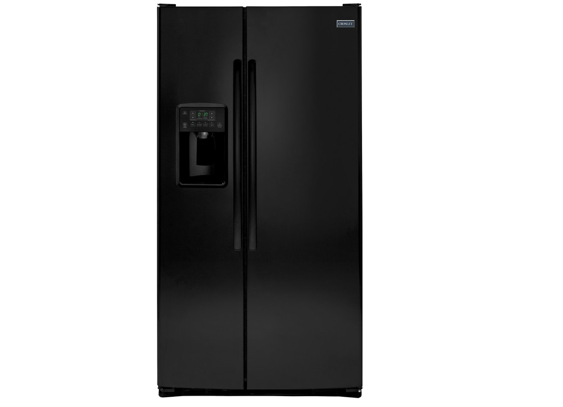 Crosley Side By Side Refrigerator Model Xss23ggkww Bb