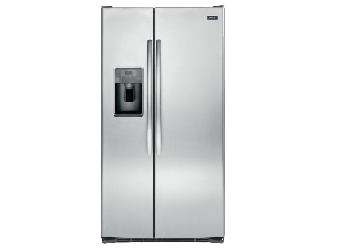Crosley Side By Side Refrigerator Model Xss25gshss