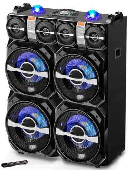 Edison Professional Party System 9 Bluetooth Wireless Speaker System