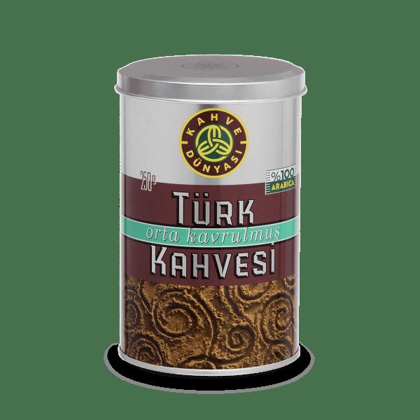 قهوة تركية 250 غرام قهوة دنياسي