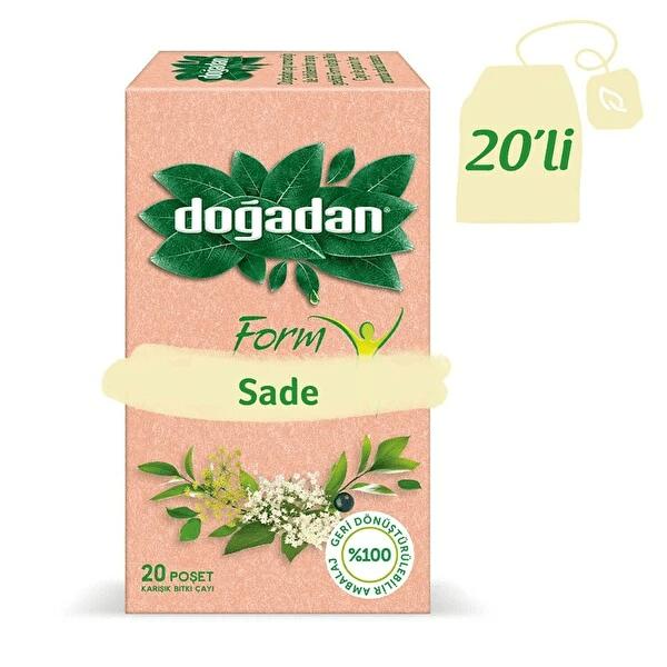 شاي دوغادان فورم 20 كيس أعشاب مختلطه