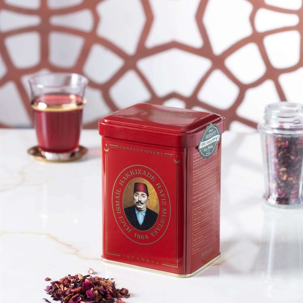 شاي تركي بالرمان حافظ مصطفى 75 غرام