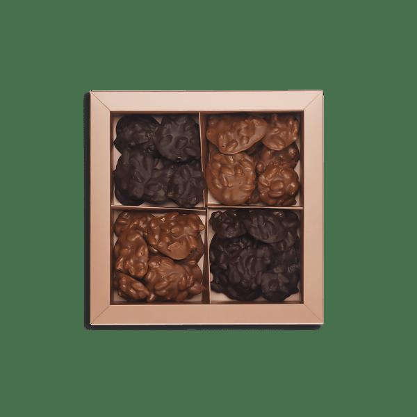 شوكولاتة روش بالحليب وداكنة 700 غرام قهوة دنياسي