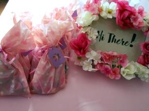 Girly Girl Bash Favors