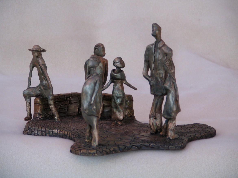 "Bronze: ""A Couple"""