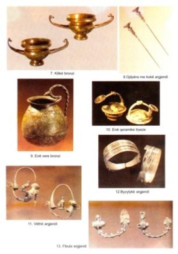 objekte-arkeologjike