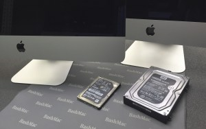 Installation of SSD to iMac