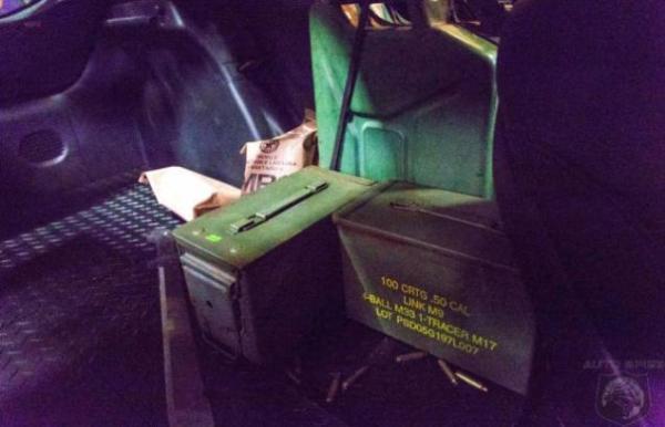 Автомобиль для зомби-апокалипсиса - Страница 1 из 3